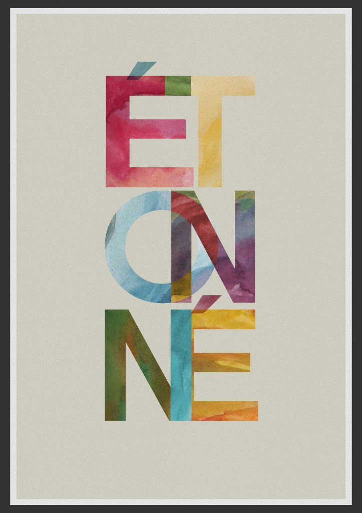 Etonne